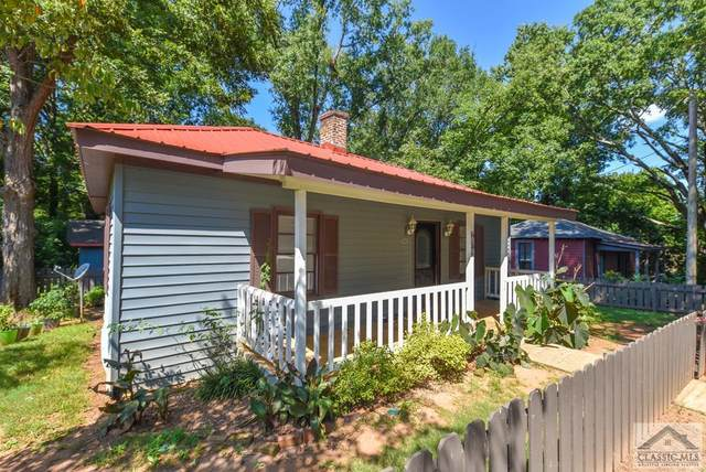 140 Lakeview Street, Athens, GA 30601 (MLS #977429) :: Signature Real Estate of Athens