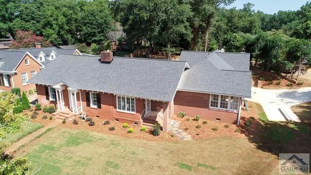 410 Milledge Circle, Athens, GA 30606 (MLS #977432) :: Signature Real Estate of Athens