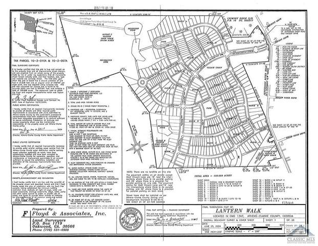 233 Morgan Drive, Athens, GA 30607 (MLS #977457) :: Signature Real Estate of Athens