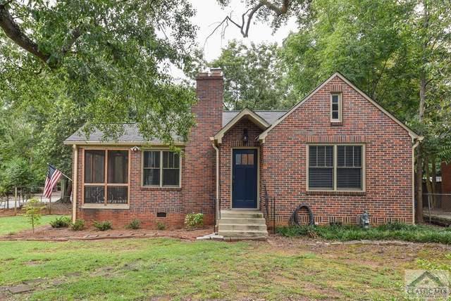 590 Southview Drive, Athens, GA 30605 (MLS #977466) :: Signature Real Estate of Athens