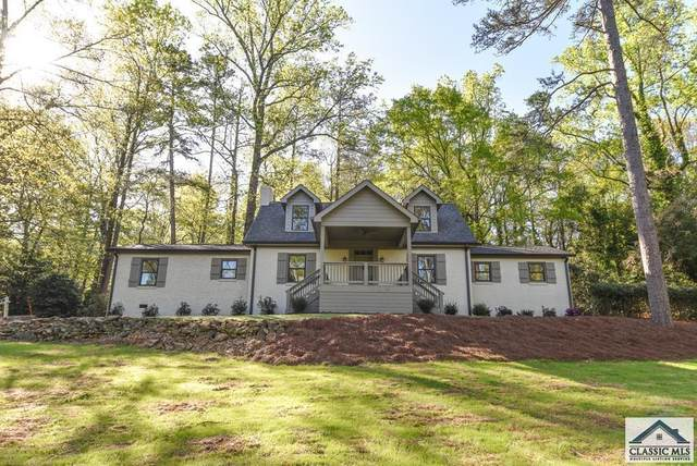 220 Plum Nelly Road, Athens, GA 30606 (MLS #977468) :: Signature Real Estate of Athens