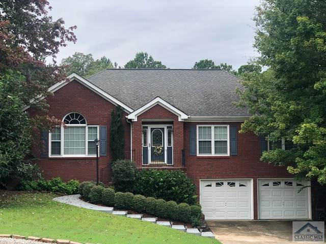 1121 Timber Ridge Road, Watkinsville, GA 30677 (MLS #977472) :: Team Cozart