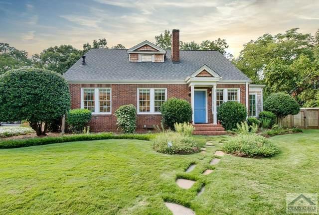390 Milledge Terrace, Athens, GA 30606 (MLS #977491) :: Signature Real Estate of Athens