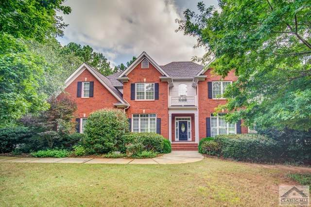 1011 Persimmon Creek Drive, Bishop, GA 30621 (MLS #977528) :: Team Reign