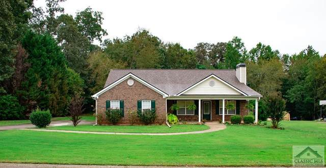 643 Sawdust Trail, Nicholson, GA 30565 (MLS #977538) :: Signature Real Estate of Athens