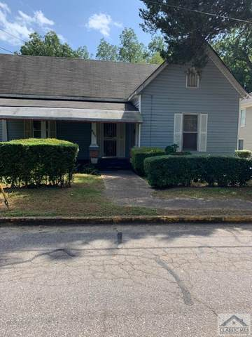 160 Glenhaven Avenue, Athens, GA 30601 (MLS #977549) :: Signature Real Estate of Athens