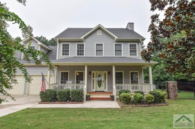 17 Pine Forest Drive, Winterville, GA 30683 (MLS #977558) :: Team Reign