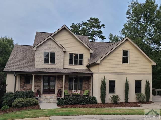 130 Telfair Place, Athens, GA 30606 (MLS #977586) :: Signature Real Estate of Athens