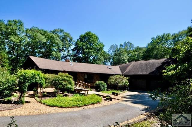 96 White Oak Drive, Colbert, GA 30628 (MLS #977595) :: Keller Williams
