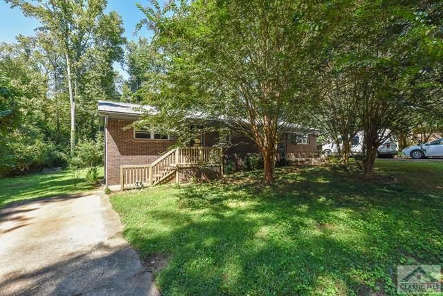 195 Hilltop Road, Athens, GA 30605 (MLS #977597) :: Signature Real Estate of Athens