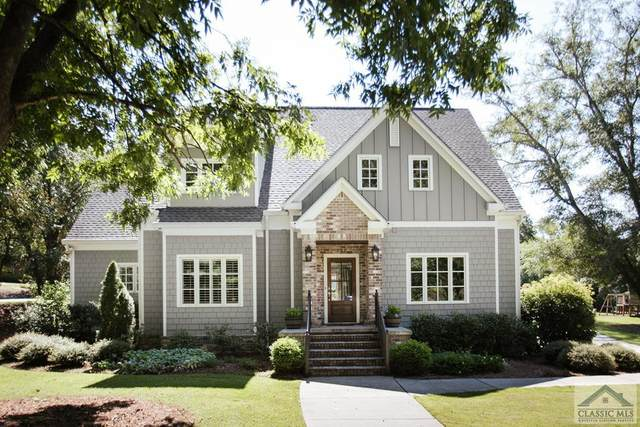 220 Lullwater Road, Athens, GA 30606 (MLS #977619) :: Keller Williams