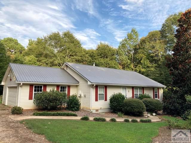 300 Beecher Hill Road, Danielsville, GA 30633 (MLS #977626) :: Keller Williams