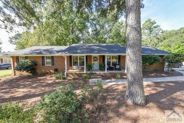 805 Kings Road, Athens, GA 30606 (MLS #977634) :: Signature Real Estate of Athens