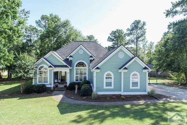 124 Whisperwood Lane, Athens, GA 30605 (MLS #977636) :: Signature Real Estate of Athens