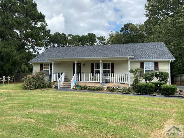 298 Hollow Ridge Drive, Athens, GA 30607 (MLS #977674) :: Signature Real Estate of Athens
