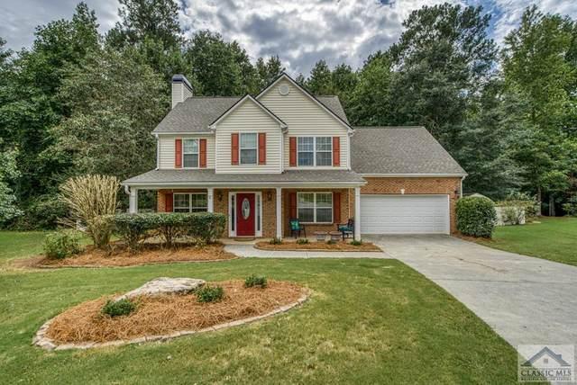 845 Wellington Drive, Monroe, GA 30655 (MLS #977743) :: Signature Real Estate of Athens