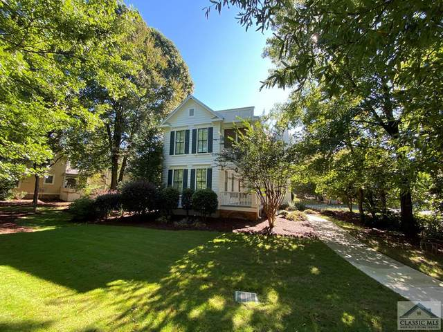 17 Royal Oak Drive, Athens, GA 30607 (MLS #977746) :: Athens Georgia Homes