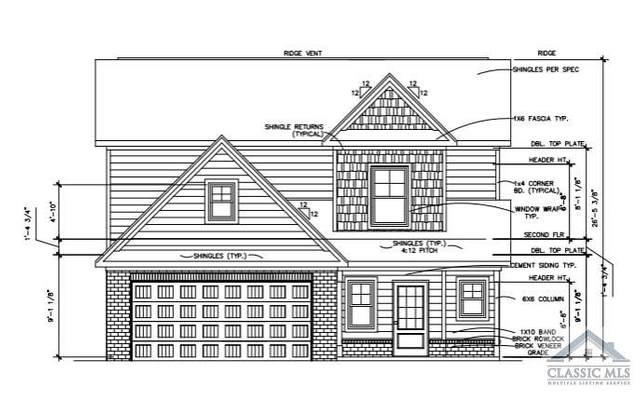 00 Bill Anderson Blvd, Commerce, GA 30529 (MLS #977757) :: Signature Real Estate of Athens