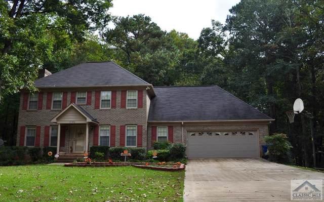 1081 Canyon Court, Watkinsville, GA 30677 (MLS #977912) :: Signature Real Estate of Athens