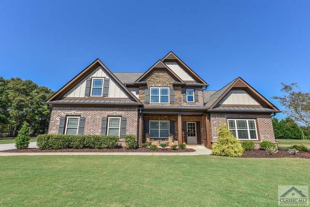 1057 Regency Walk, Watkinsville, GA 30677 (MLS #977924) :: Signature Real Estate of Athens