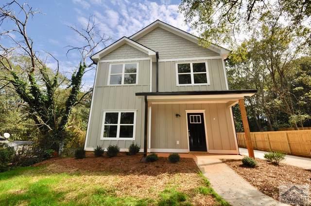 546 Peter Street, Athens, GA 30601 (MLS #977988) :: Signature Real Estate of Athens
