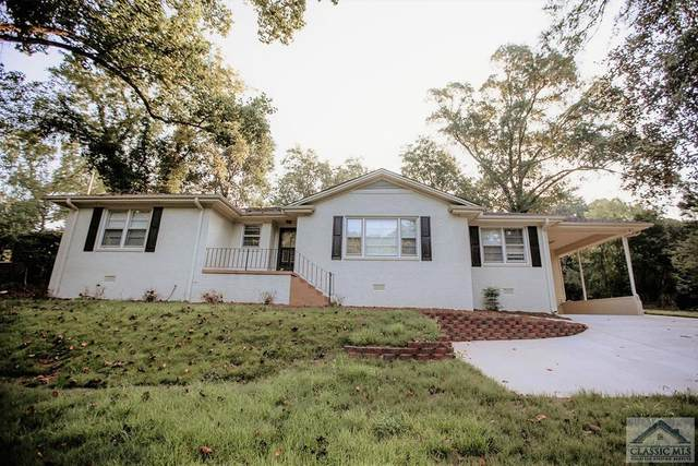 117 Meadowbrook, Athens, GA 30606 (MLS #978017) :: Signature Real Estate of Athens