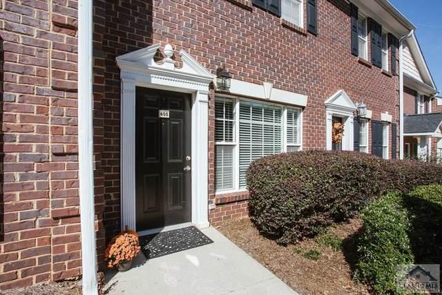 101 Woodlake Drive #405, Athens, GA 30606 (MLS #978042) :: Signature Real Estate of Athens