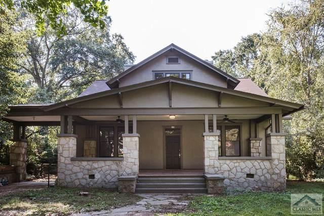 347 Oglethorpe Avenue, Athens, GA 30606 (MLS #978093) :: Signature Real Estate of Athens
