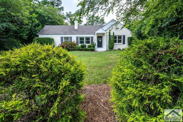 1520 Milledge Avenue S, Athens, GA 30605 (MLS #978103) :: Signature Real Estate of Athens