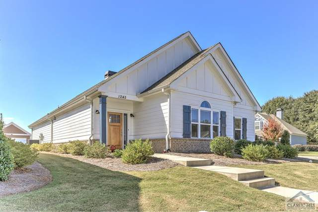 1245 Chalmers Street, Watkinsville, GA 30677 (MLS #978113) :: Signature Real Estate of Athens