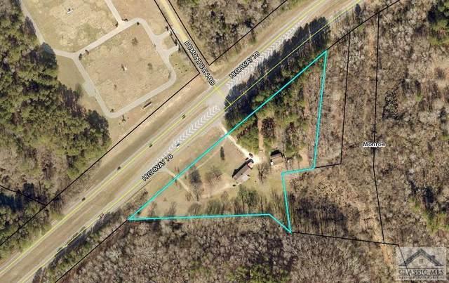 1280 Hwy 78, Monroe, GA 30655 (MLS #978114) :: Signature Real Estate of Athens