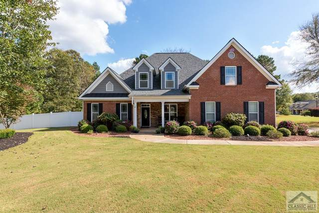 33 Flagstone Avenue, Jefferson, GA 30549 (MLS #978168) :: Signature Real Estate of Athens