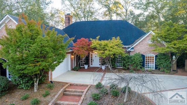 105 Princeton Mill Road, Athens, GA 30606 (MLS #978244) :: Signature Real Estate of Athens