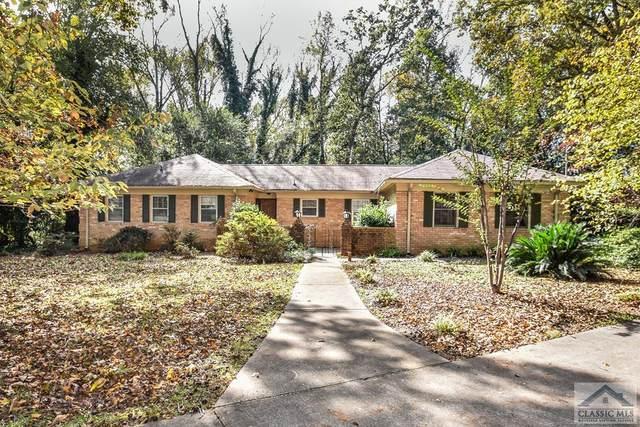 190 Mockingbird Circle, Athens, GA 30605 (MLS #978252) :: Athens Georgia Homes
