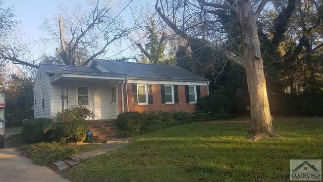 245 Clover Street, Athens, GA 30606 (MLS #978274) :: Signature Real Estate of Athens