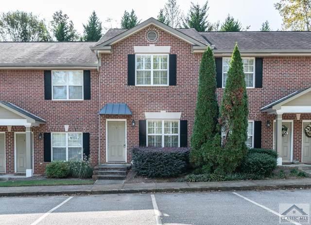 460 Barnett Shoals Road B7, Athens, GA 30605 (MLS #978296) :: Signature Real Estate of Athens