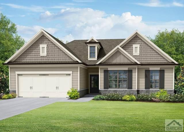 355 Woodpecker Pointe, Danielsville, GA 30633 (MLS #978315) :: Team Cozart
