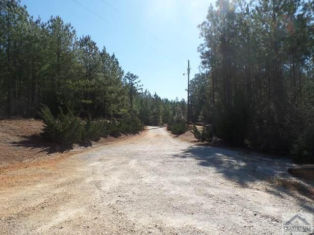 Lot 16 Blackberry Bend, Elberton, GA 30635 (MLS #978331) :: Athens Georgia Homes