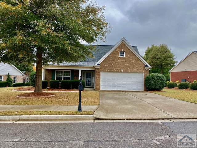 425 Lakeview Bend Circle, Jefferson, GA 30549 (MLS #978356) :: Signature Real Estate of Athens