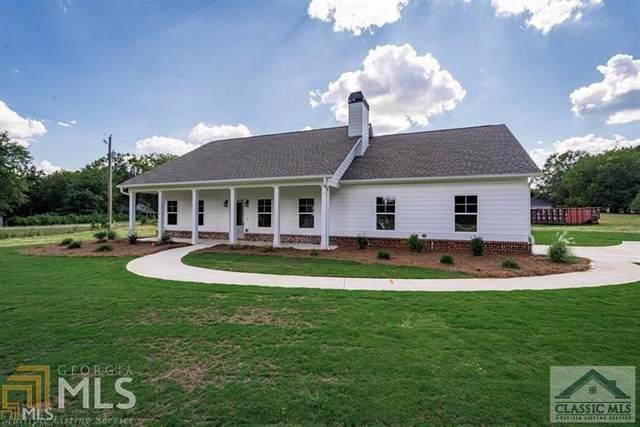 2480 Sleepy Hollow Road, Monroe, GA 30655 (MLS #978357) :: Athens Georgia Homes