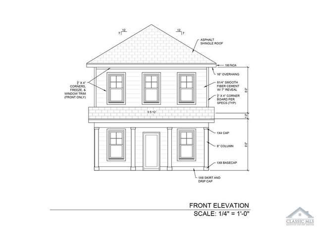 260 Lake Street, Athens, GA 30601 (MLS #978369) :: Signature Real Estate of Athens