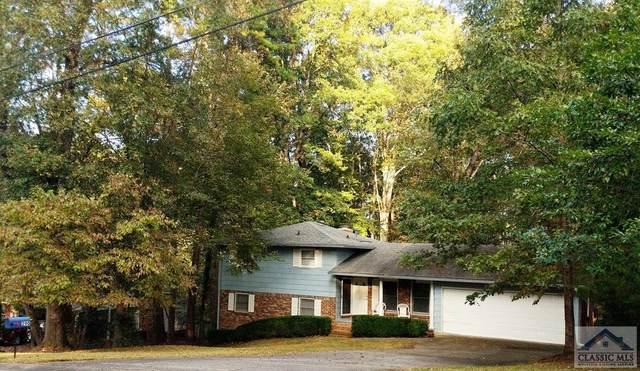 290 Cherokee Ridge, Athens, GA 30606 (MLS #978370) :: Signature Real Estate of Athens