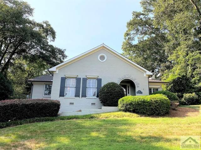 836 Bobbin Mill Road, Athens, GA 30606 (MLS #978381) :: Keller Williams