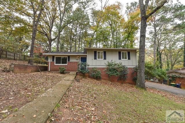 125 Rivermont Road, Athens, GA 30606 (MLS #978382) :: Signature Real Estate of Athens