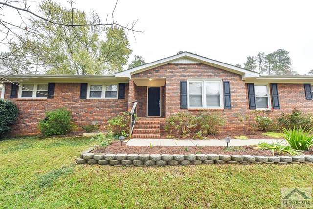 525 Cedar Creek Drive, Athens, GA 30605 (MLS #978404) :: Athens Georgia Homes