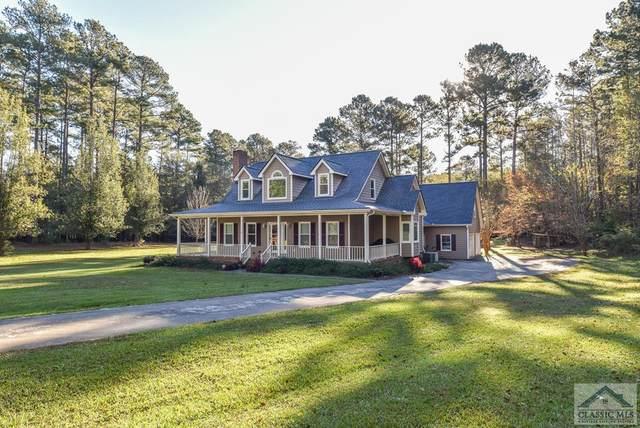118 Hidden Lake Drive, Hull, GA 30646 (MLS #978423) :: Signature Real Estate of Athens