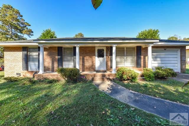 197 Merlin Drive, Athens, GA 30606 (MLS #978446) :: Signature Real Estate of Athens