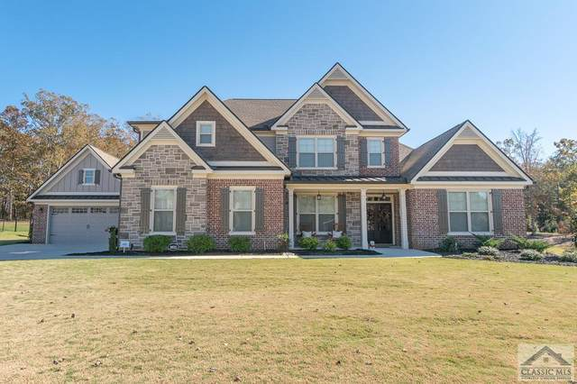 3651 Highland Park Way, Statham, GA 30666 (MLS #978457) :: Team Cozart