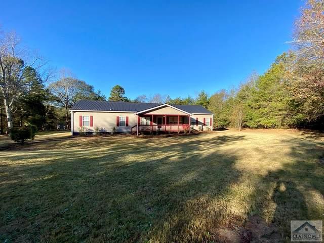 3900 Old Wildcat Bridge Road, Danielsville, GA 30633 (MLS #978461) :: Signature Real Estate of Athens