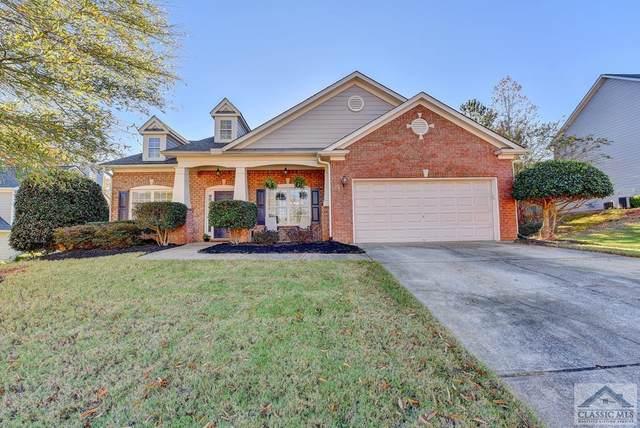 2153 Geoff Drive, Dacula, GA 30019 (MLS #978480) :: Signature Real Estate of Athens